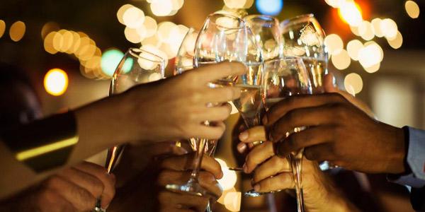 новогодняя вечеринка в последний момент