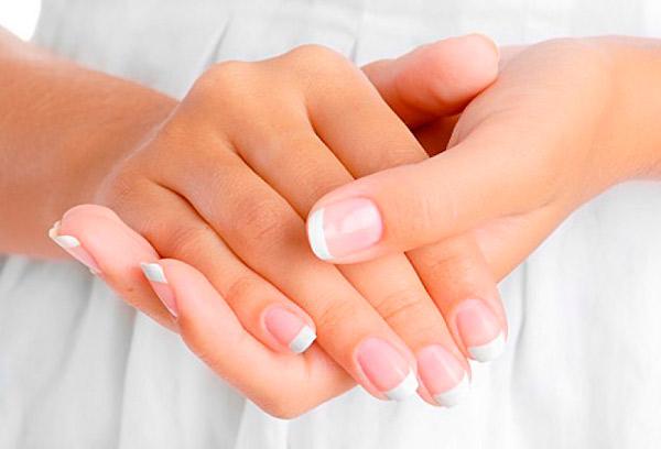 отбелить ногти в домашних условиях