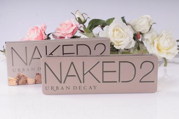 Палетка теней Naked 2 от Urban Decay