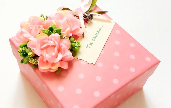 подарки на 8 марта косметика