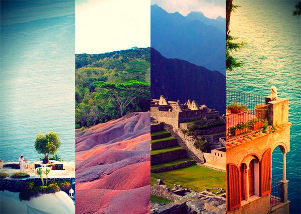 выбрать куда путешествовать