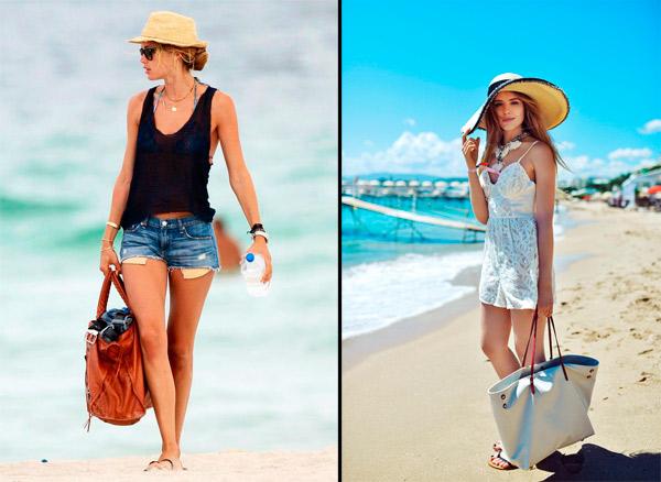 гардероб для пляжного отдыха