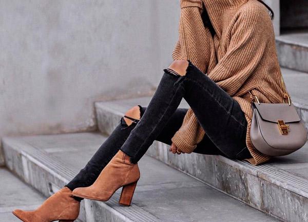 модная обувь осень 2018