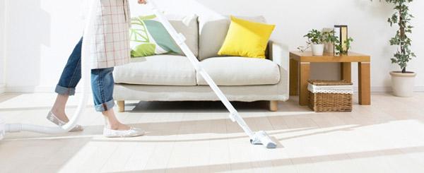 как облегчить уборку в доме