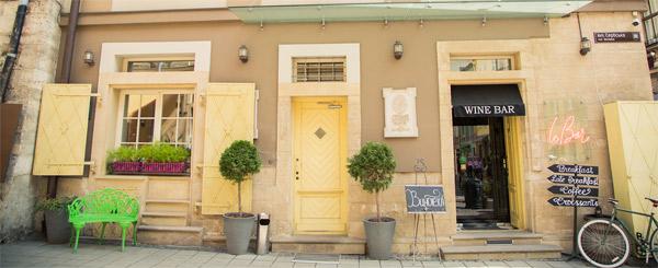 Лучшие отели и рестораны Львова