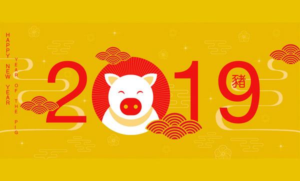 счастливые цвета 2019 года