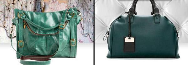 почему сумочка выглядит дешево