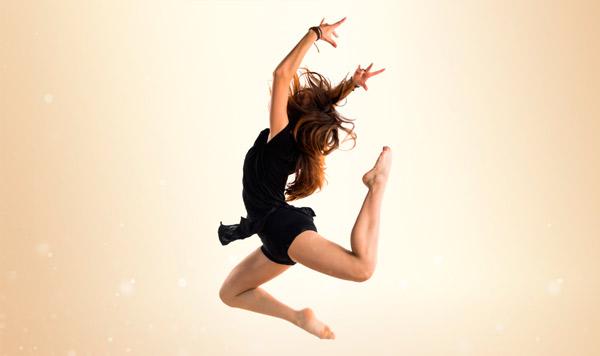 польза танцев контеспорари