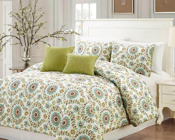 тренды постельного текстиля 2019