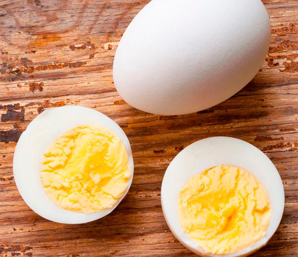 сварить идеальные яйца вкрутую
