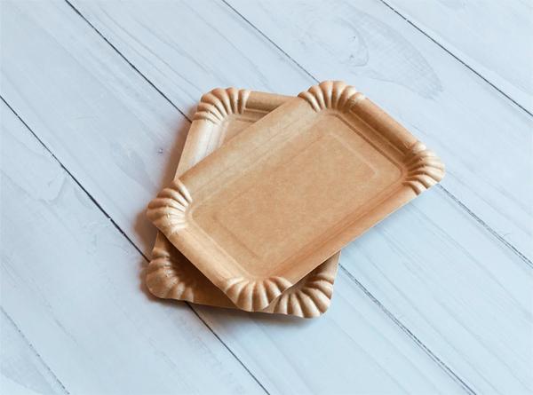 Бумажная посуда для фуршетов и пикников