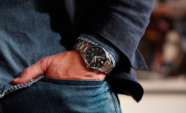 выбрать наручные часы для мужчины