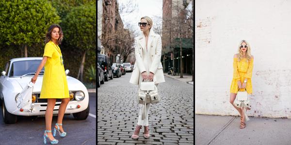 стильные образы с рюкзаком