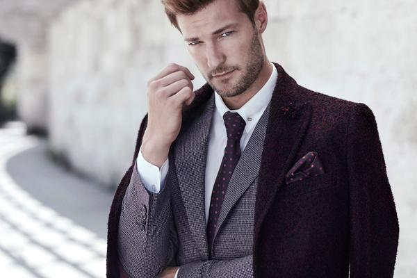 Как выглядеть в мужском костюме на все 100%