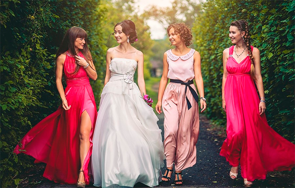 выбрать платье на выпускной