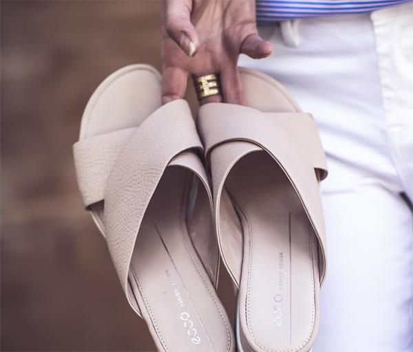 сандалии ECCO