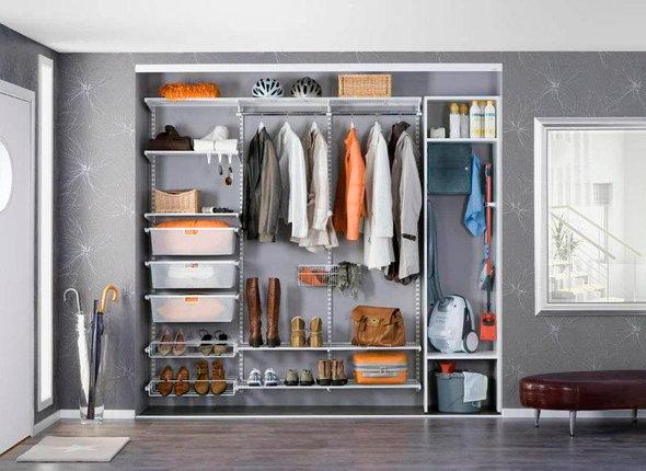 выбрать гардеробный шкаф онлайн