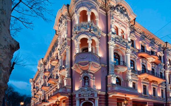 отель Бристоль в Одессе