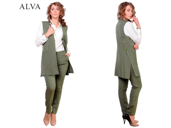 женская одежда от позводителя Алва