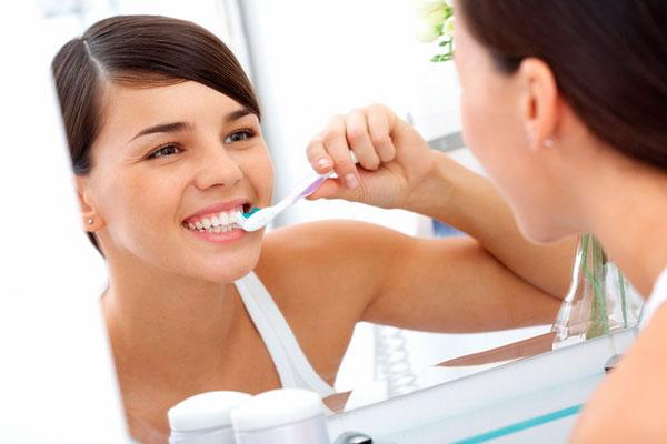 правильный уход за зубами