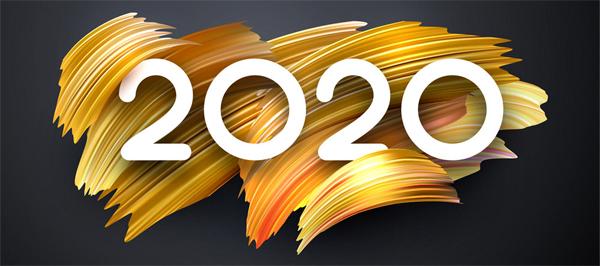 Счастливые цвета 2020