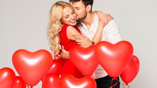 Свидание на День Валентина