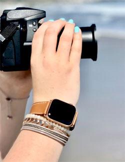 с чем сочетать часы Apple Watch