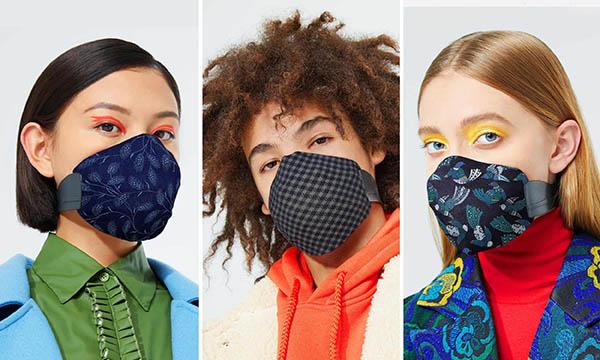 как хорошо выглядеть в маске