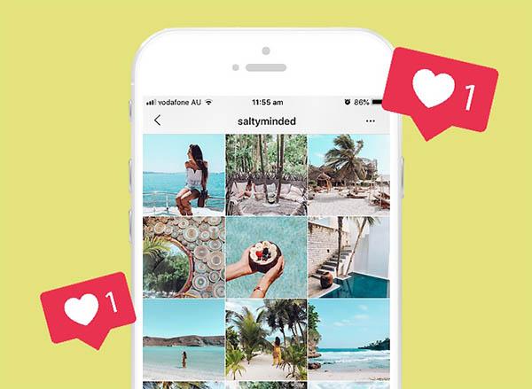 Улучшить свою страничку в Instagram