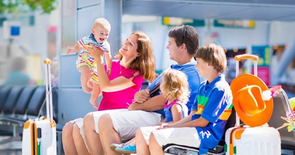 питание в путешествии с детьми