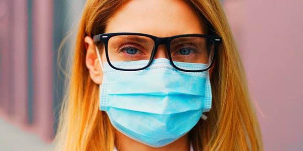 очки потеют от маски