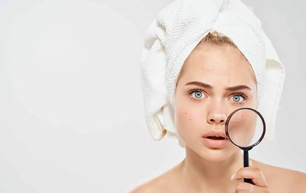 проблемы с кожей и их решение