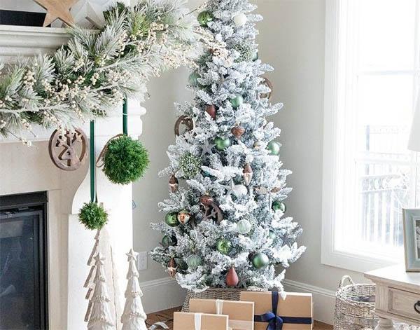 как украшать новогоднюю елку 2021