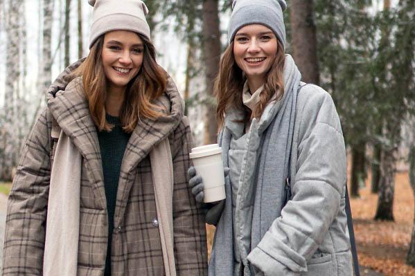 выбрать аксессуары к зимней одежде