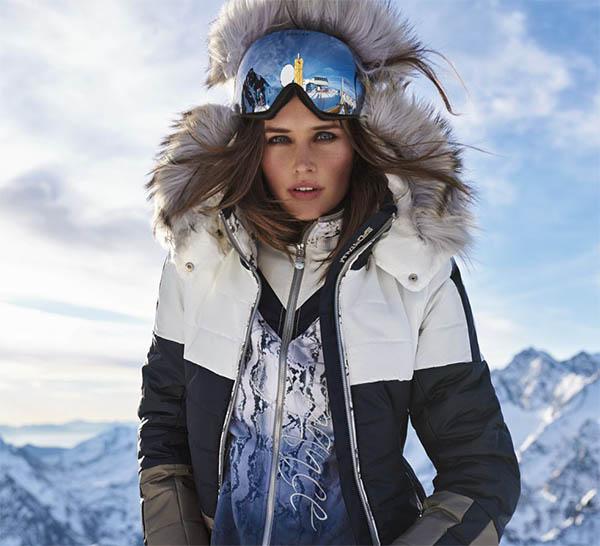 выбрать стильную одежду для лыж