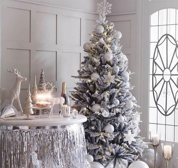 как украшать елку 2021