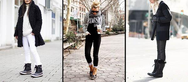 как носить сноубутсы