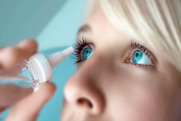 искусственные слезы для здоровья глаз