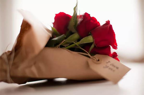 интересно о цветах на День Влюбленных