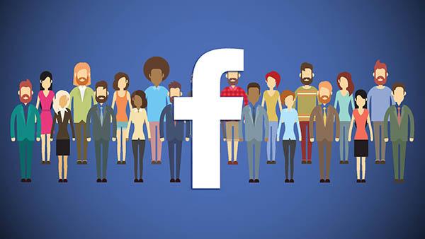 виды пользователей Facebook