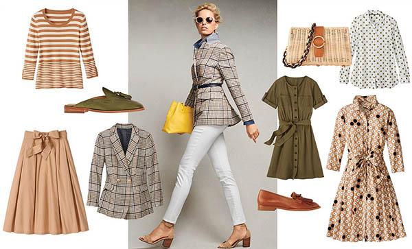 как создать стильный гардероб