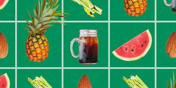 полезные продукты на лето