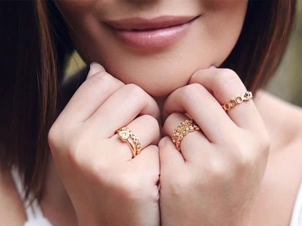 выбрать украшения из золота
